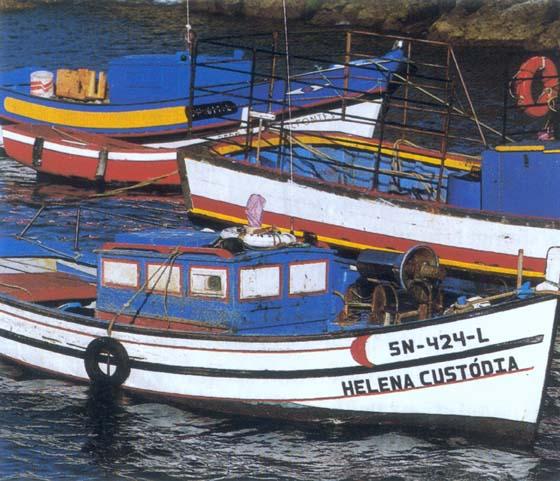 Albufeira Boats