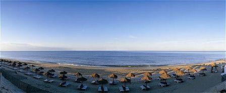 Central Algarve Beach