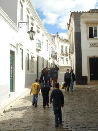 Algarve Faro Street