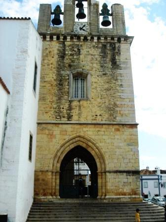 Algarve Faro Cathedral