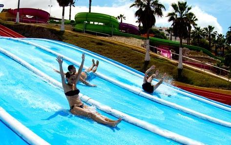 Algarve Aqualand Water Park