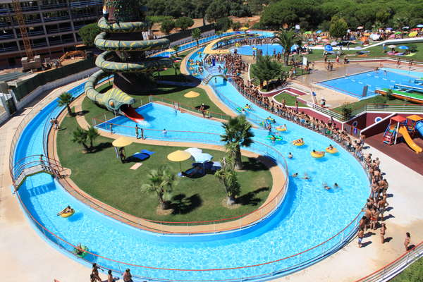 Aquashow Water Park Algarve