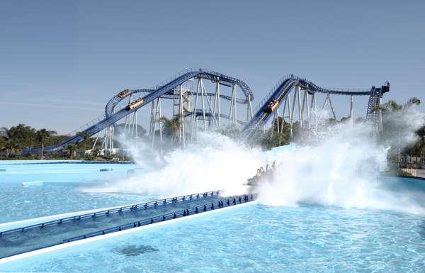 Algarve Aquashow Rollercoast