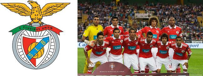 Benfica Football Team