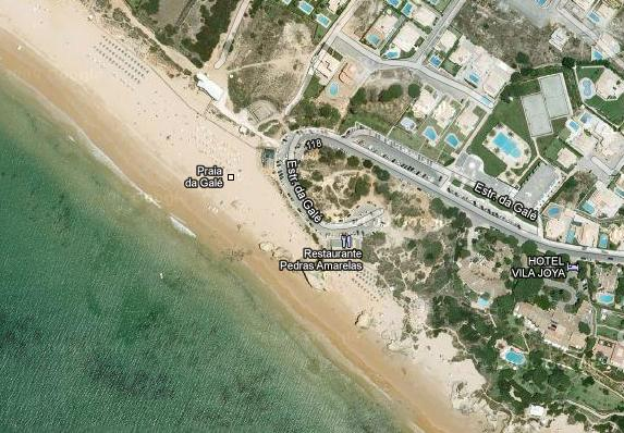 algarve gale beach
