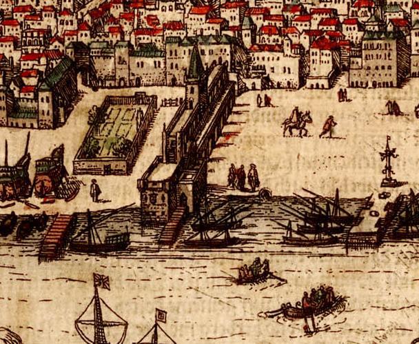 Before Lisbon Earthquake