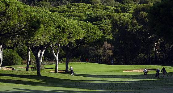 The Oceanico Old Course, a Golf Course in Vilamoura