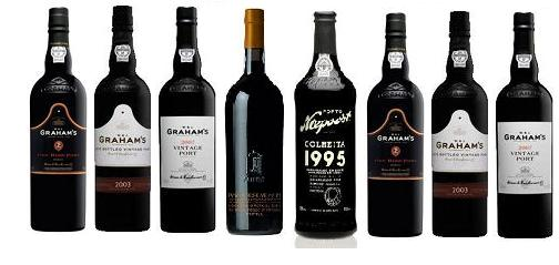 Port Wine Ratings