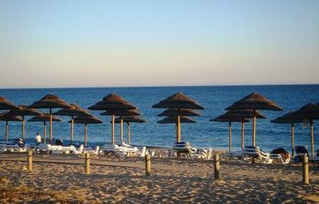 Romantic Algarve Beach