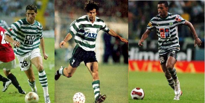 Sporting Lisbon Players