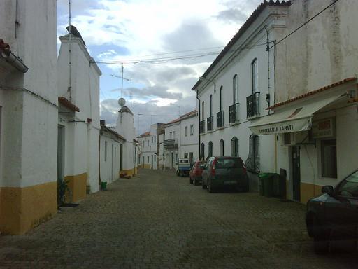 Village in Alentejo