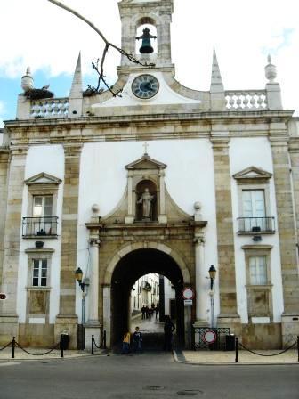 Algarve Faro Arco da Vila