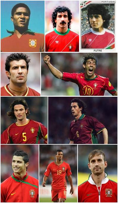 Portugal-Soccer-Palyers