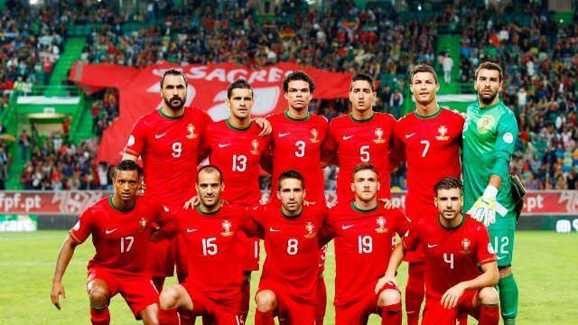 Portugal Soccer Team