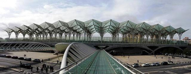 Gare do Oriente Train Station