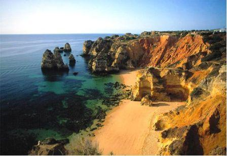 Algarve Lagos Beaches