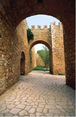 Algarve Lagos Castle