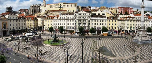 Lisbon Pictures Rossio