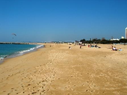 Vilamoura Marina Beach