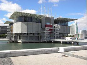 Lisbon Attractions Oceanarium