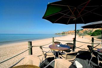 Algarve Pine Cliffs Beach