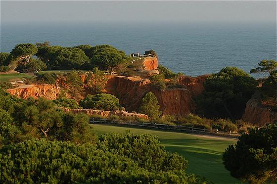 Pine Cliffs Golf Course Albufeira