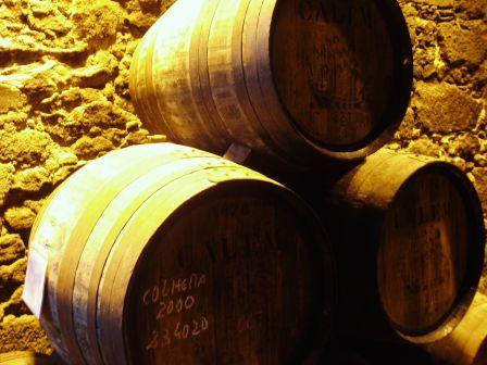 Port Wine Casks