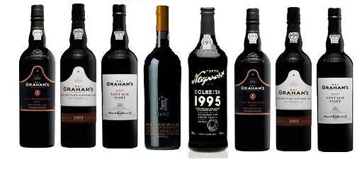 Port Wine Ratings