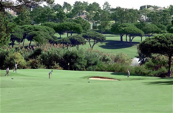 Quinta do Lago North Golf Course