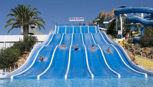 Slide Splash Park