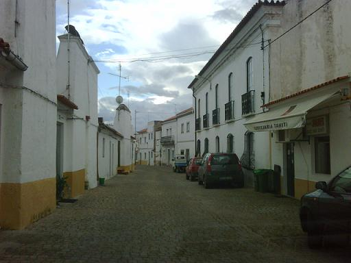 Village in Alentejo